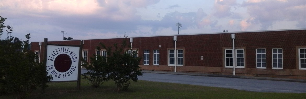 Blackville-HIlda Middle School